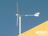 Egypt 1kW Wind Turbine