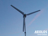 Estonia 5kW Wind Generator