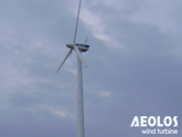 India 3kW Wind Turbine