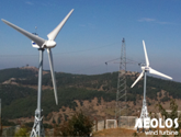 Turkey 2x10kW Wind Turbine