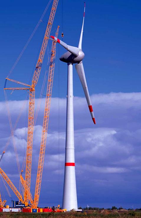 Bonus 150 - desktop model - Browse and share wind turbines and