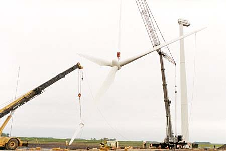 500w residential wind turbine