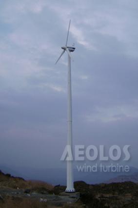 India 3kW Wind Turbine - Aeolos Wind Turbine