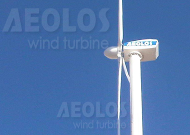 Malta 3kW Wind Turbine - Aeolos Wind Turbine